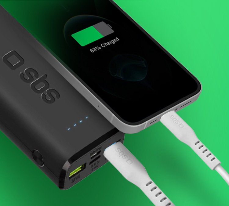 Power Bank power delivery