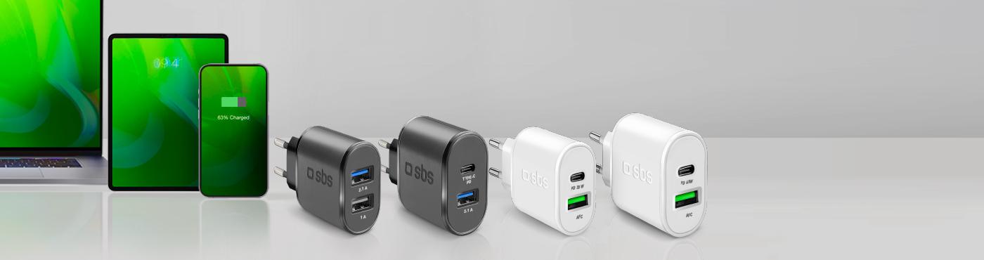 I migliori caricabatterie per cellulare SBS