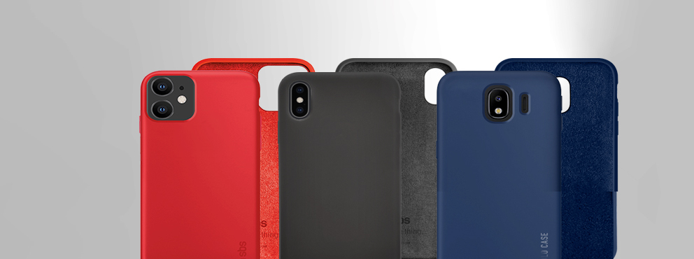 Cover e custodie smartphone, cellulari, tablet SBS