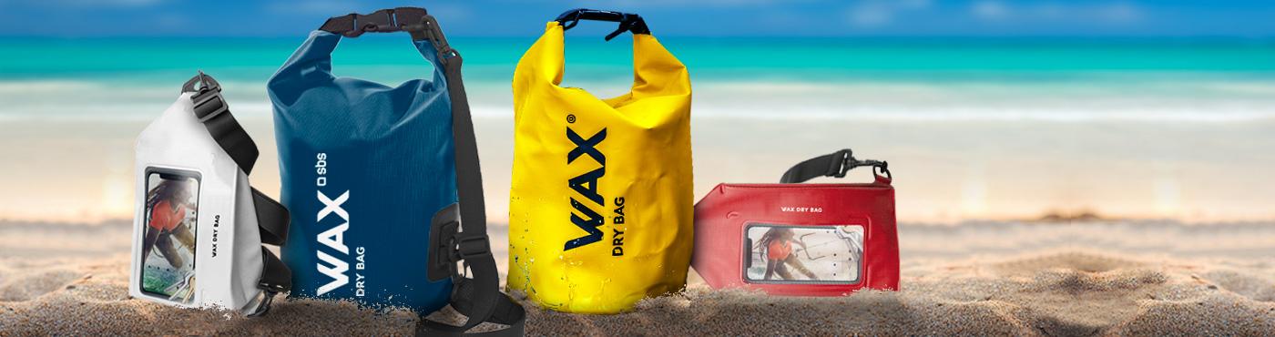 Custodie impermeabili e borse spiaggia SBS