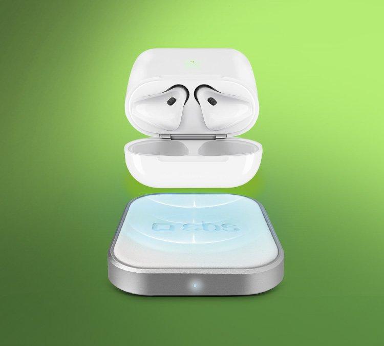 Chargeur sans fil 3W pour Airpods