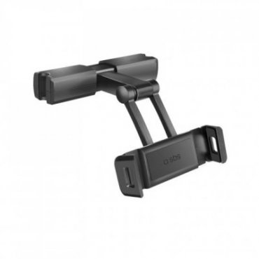 """Extendable headrest mount for smartphones and tablets up to 12.3\"""""""