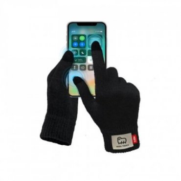 Touch winter gloves size M