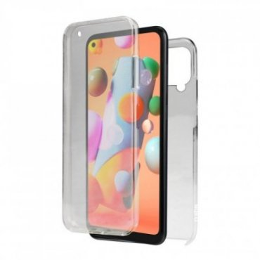 Cover Full Body 360° per Samsung Galaxy A12 – Unbreakable Collection