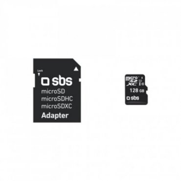 128 GB Class 10 Micro SDXC with adapter
