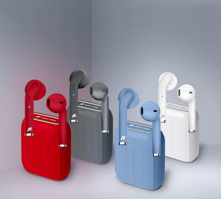 Kopfhörer True Wireless Stereo