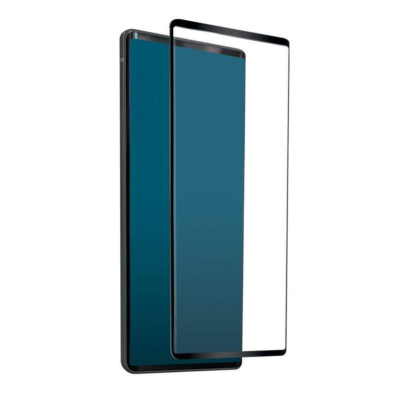 4D Full Glass Screen Protector for LG Wing