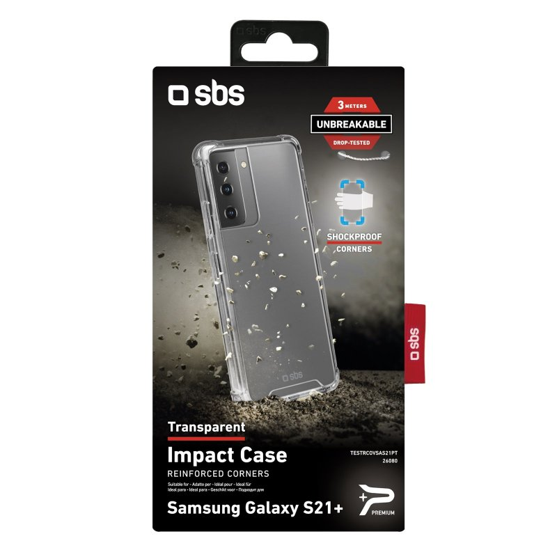 Impact cover for Samsung Galaxy S21+