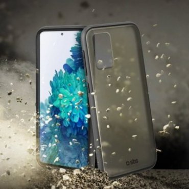 Shock-resistant, non-slip matte cover for Samsung Galaxy S20 FE