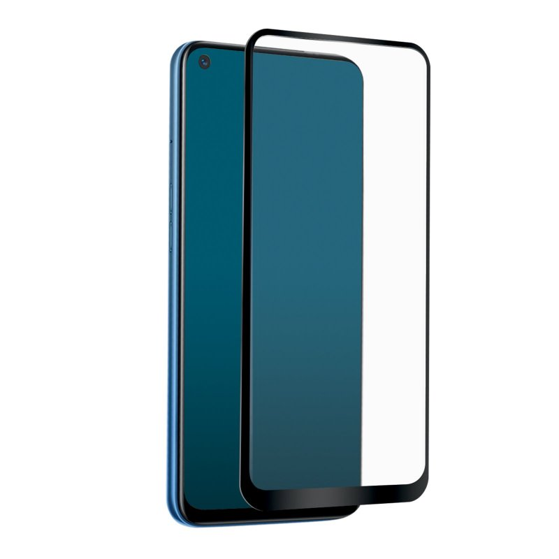 Full Cover Glass Screen Protector for Realme 7