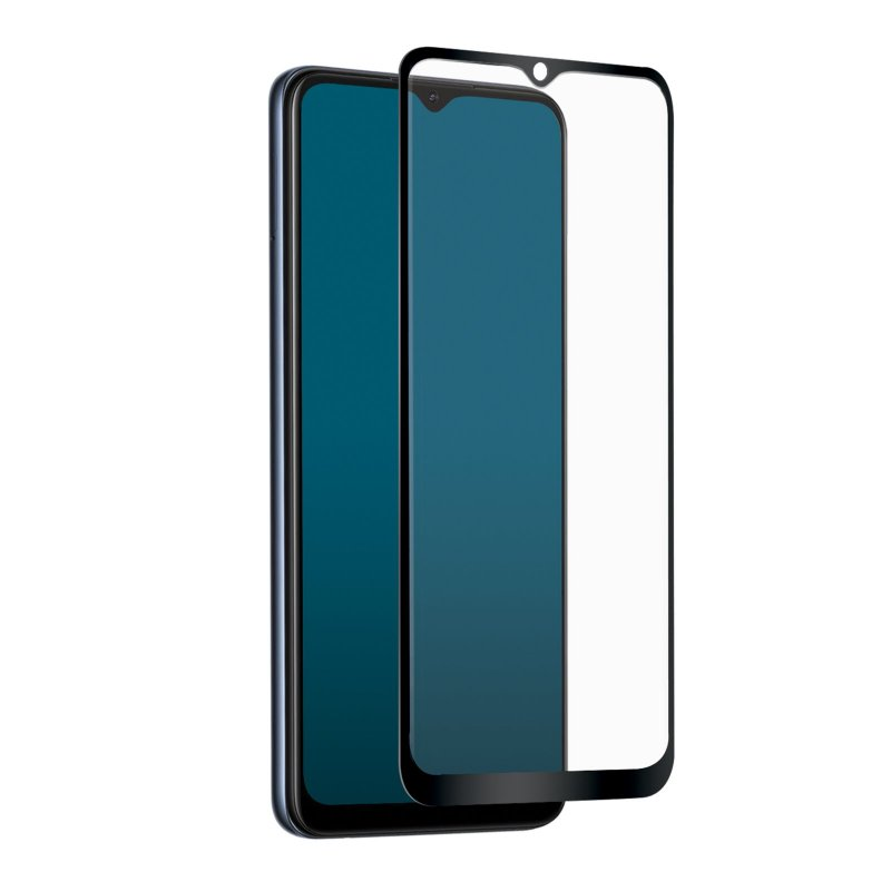 Full Cover Glass Screen Protector for Oppo A15