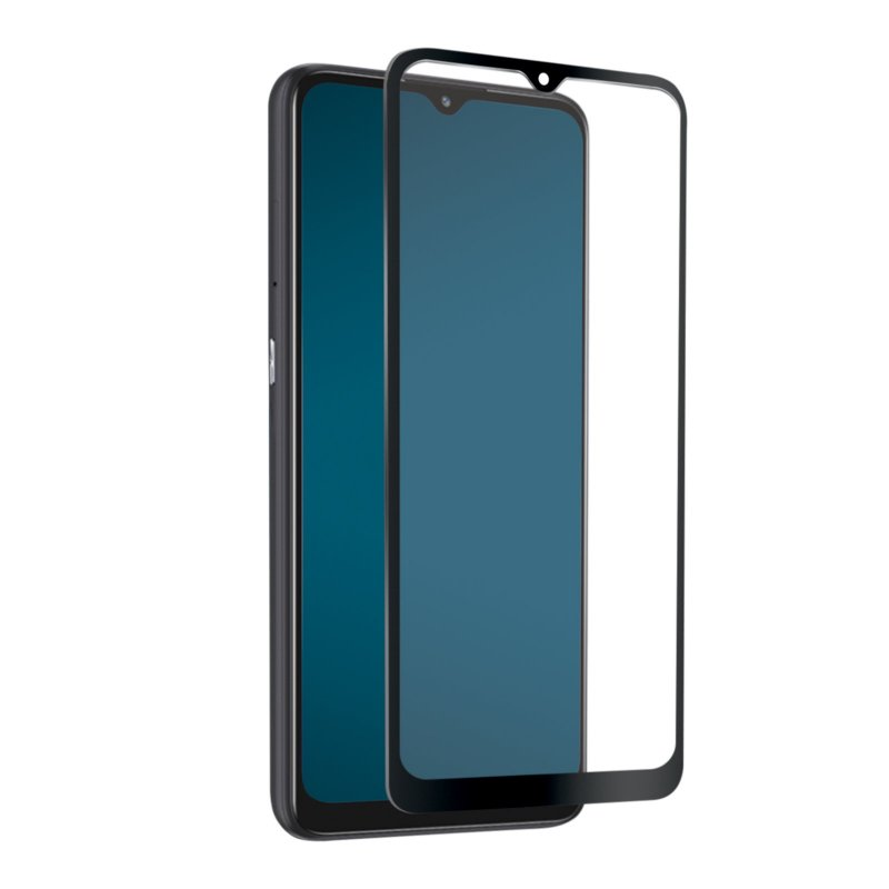 Full Cover Glass Screen Protector for Alcatel 3X 2020