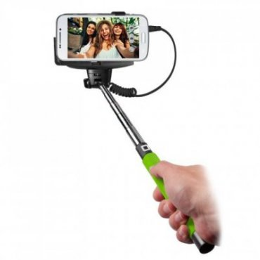 Selfie stick with jack 3,5 mm
