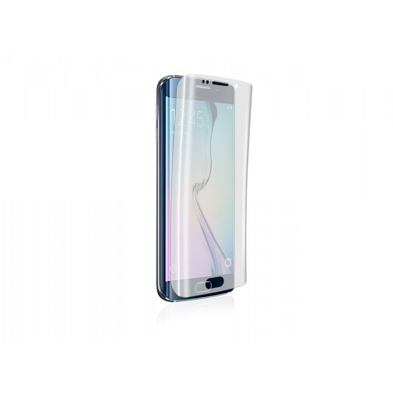Screen protector Clear Curved for Samsung Galaxy S6 Edge