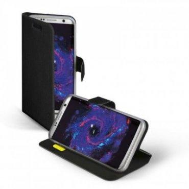 Klapphülle im Hochformat Sense für Samsung Galaxy S8