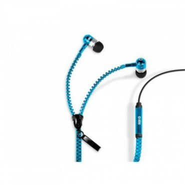 Earset wired stereo Zip, jack 3,5 mm with microphone and answer button