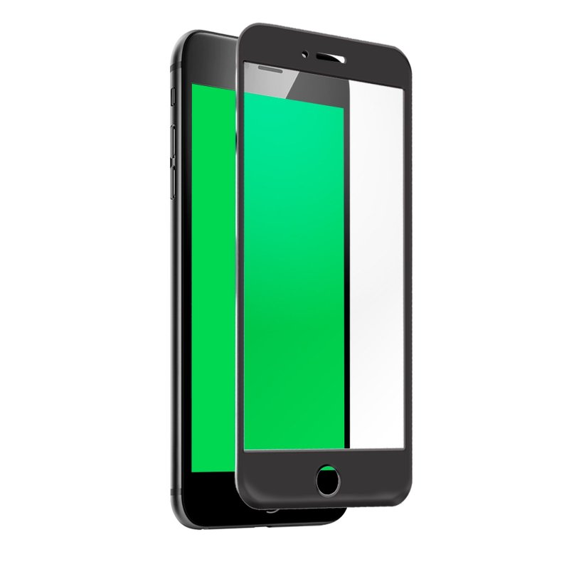 4D Glass Screen Protector for iPhone 8 Plus / 7 Plus / 6s Plus / 6 Plus