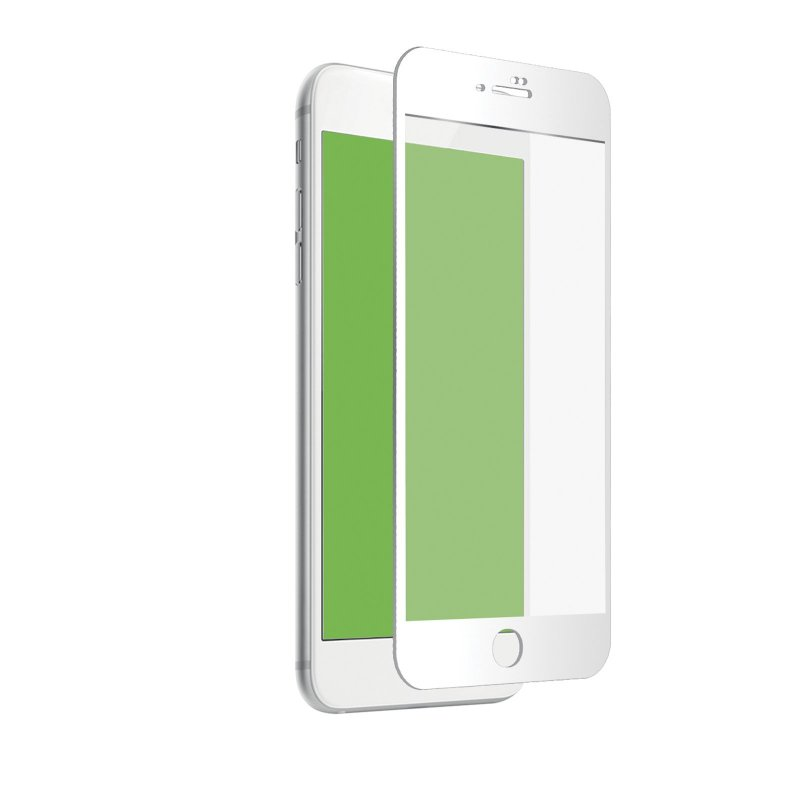 4D Glass Screen Protector for iPhone 8 Plus/7 Plus/6s Plus/6 Plus