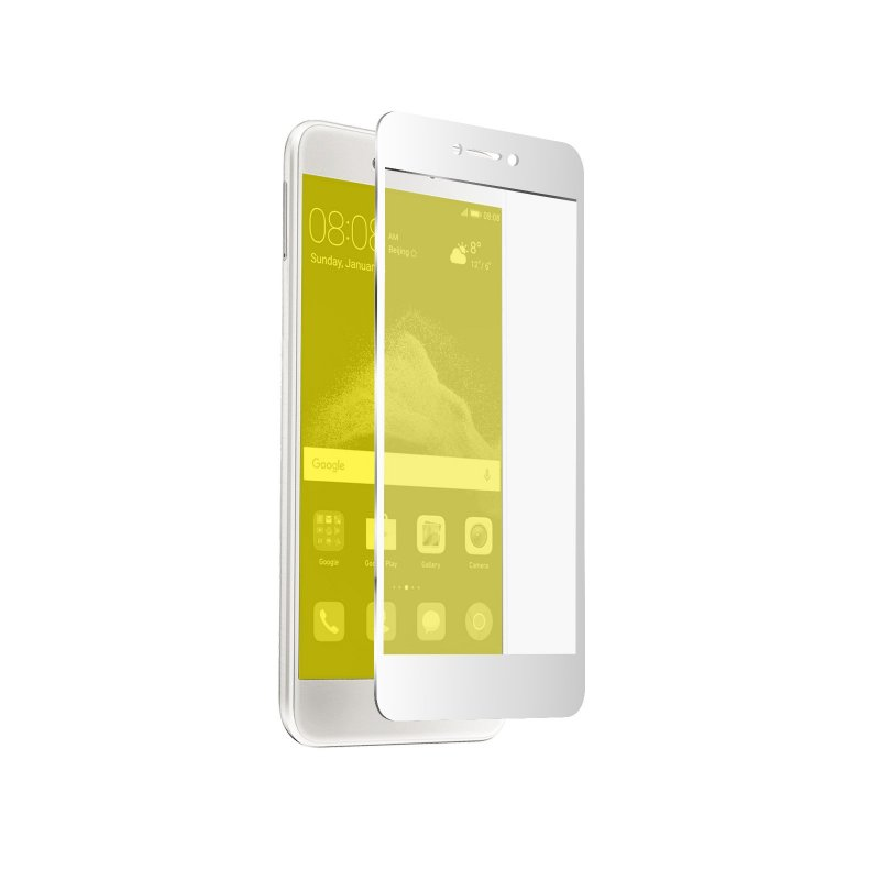 Full Cover Glass Screen Protector for Huawei P8 Lite 2017 / P9 Lite 2017 / Honor 8 / Nova Lite