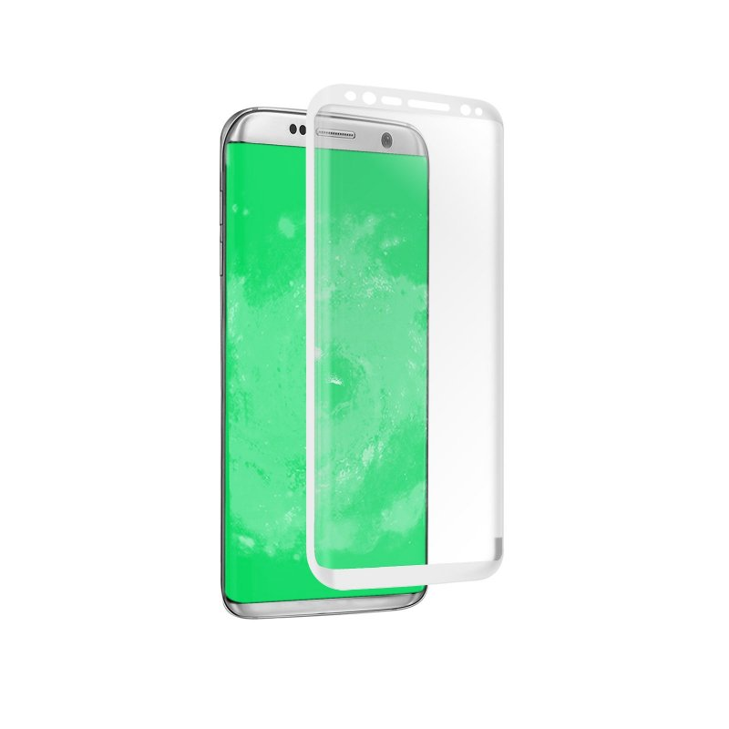 4D Glass Screen Protector for Galaxy S8