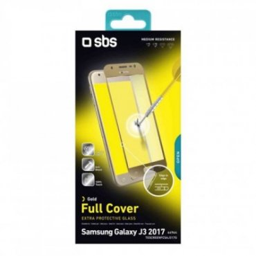 Full Cover Glass Screen Protector for Samsung Galaxy J3 2017