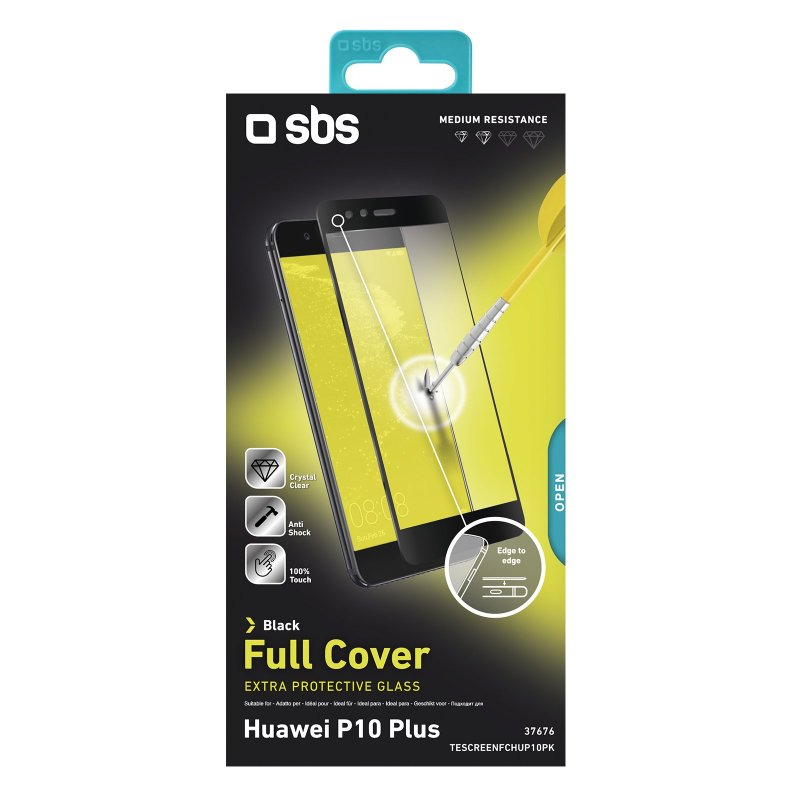 Full Cover Glass Screen Protector for Huawei P10 Plus
