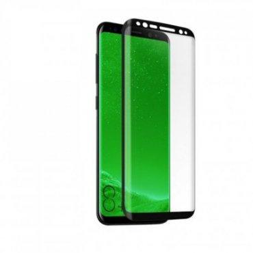 Vidrio protector de pantalla 4D para Galaxy S8+