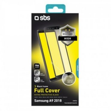 Full Cover Glass Screen Protector for Samsung Galaxy A9 2018