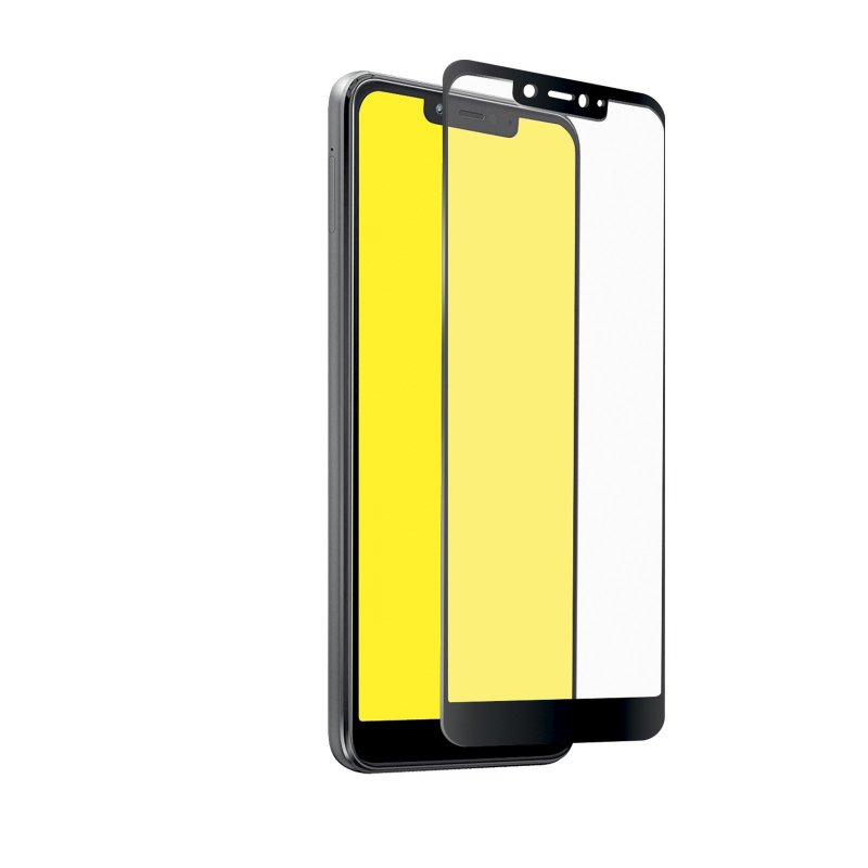 Full Cover Glass Screen Protector for Wiko View 2 Go