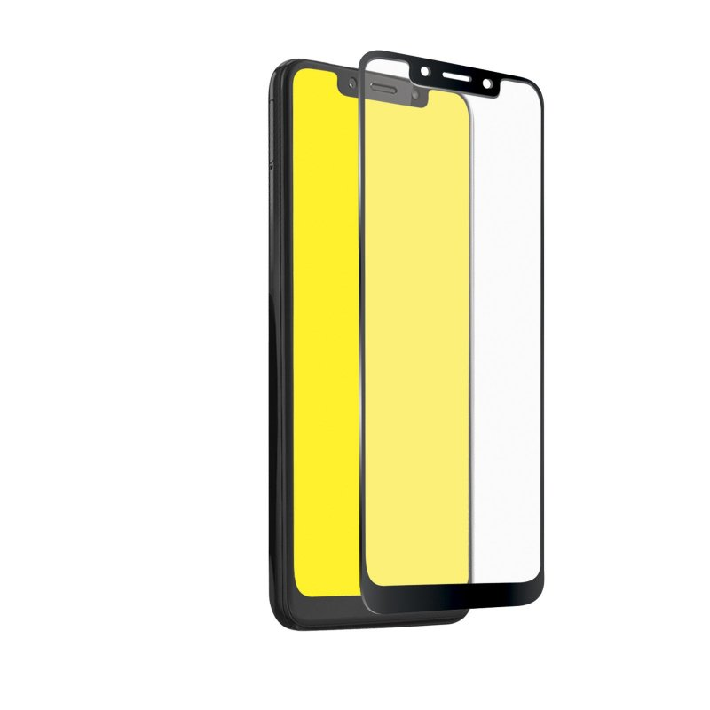 Full Cover Glass Screen Protector for Motorola One/One Lite