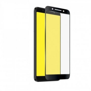 Full Cover Glass Screen Protector for Alcatel 3X
