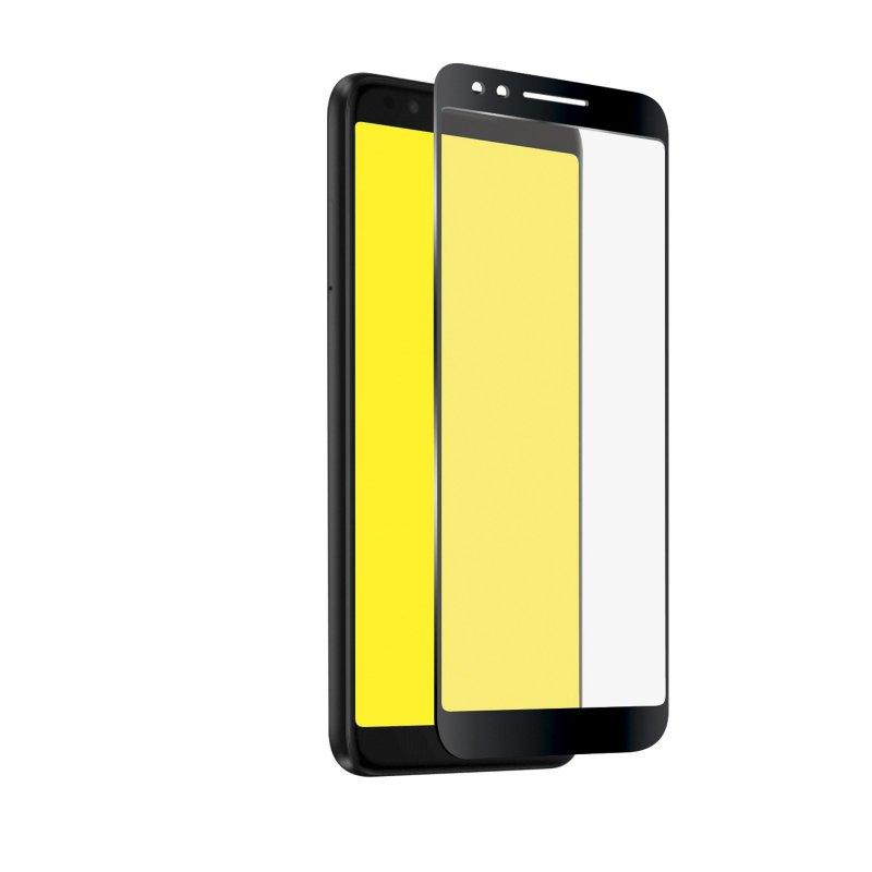 Full Cover Glass Screen Protector for Alcatel 3L