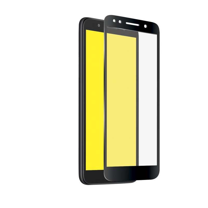 Full Cover Glass Screen Protector for Alcatel 1X