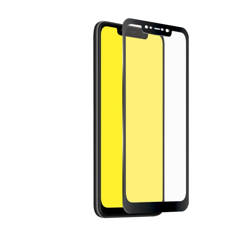 Full Cover Glass Screen Protector for Xiaomi Pocophone F1