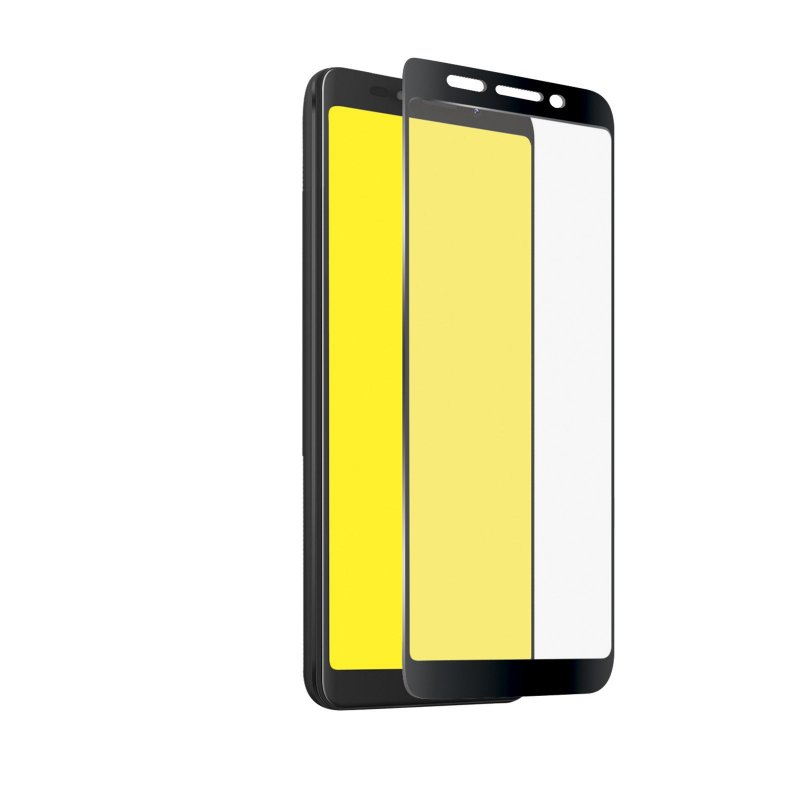 Full Cover Glass Screen Protector for Wiko Jerry 3