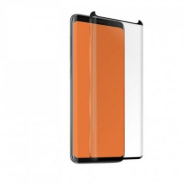 Full Glue glass screen protector with applicator for Samsung Galaxy S9+