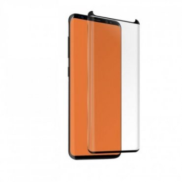 Full Glue glass screen protector with applicator for Samsung Galaxy S9