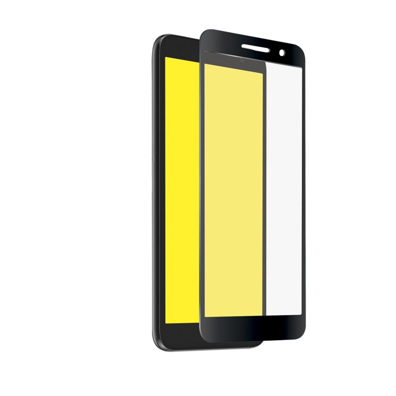 Full Cover Glass Screen Protector for Alcatel 1