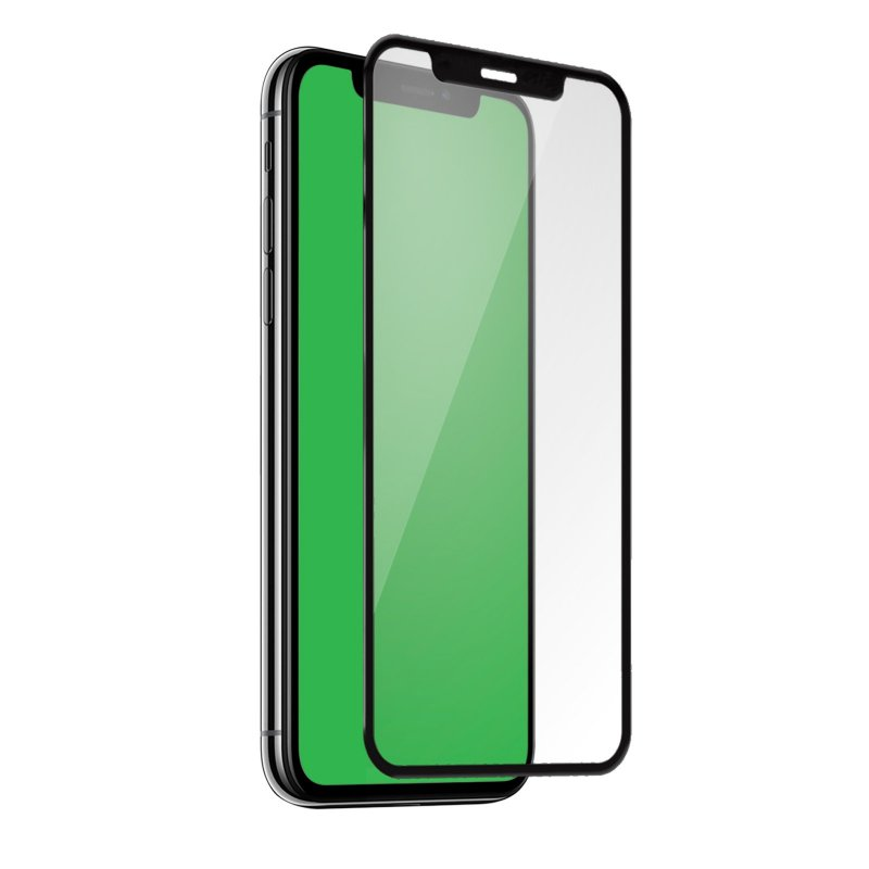 4D Full Glass Screen Protector for iPhone 11/XR