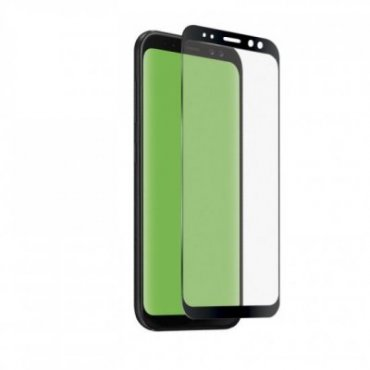 Glass Screen protector 4D Full Screen for Samsung Galaxy A8 with applicator