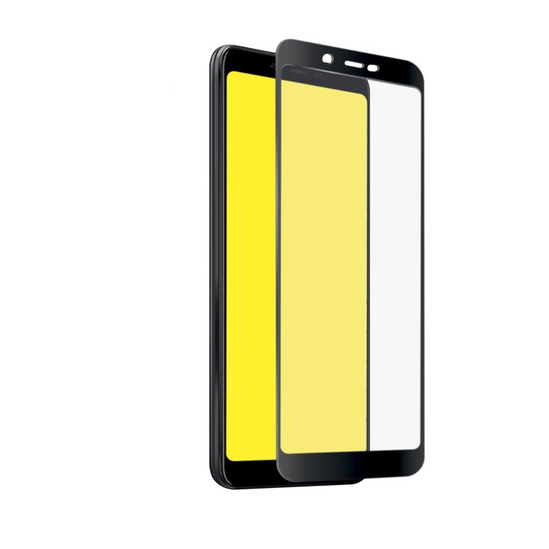 Full Cover Glass Screen Protector for Wiko View Max