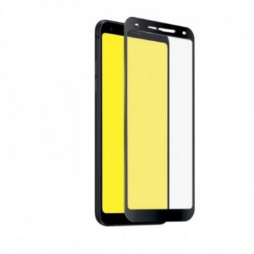Full Cover Glass Screen Protector for LG Q7