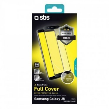 Full Cover Glass Screen Protector for Samsung Galaxy J8