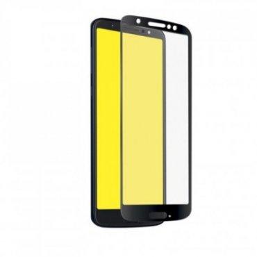 Full Cover Glass Screen Protector for Motorola Moto G6