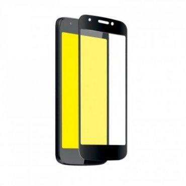 Full Cover Glass Screen Protector for Motorola Moto E5 Play