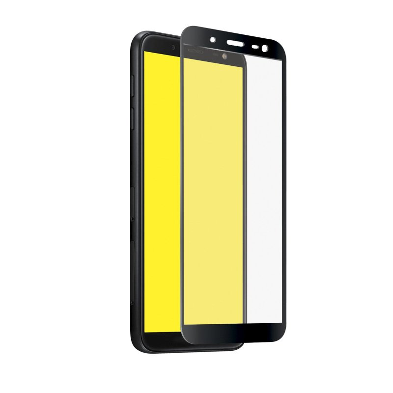 Full Cover glass screen protector for Samsung Galaxy J6