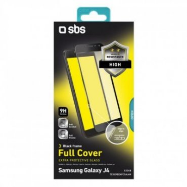 Full Cover glass screen protector for Samsung Galaxy J4