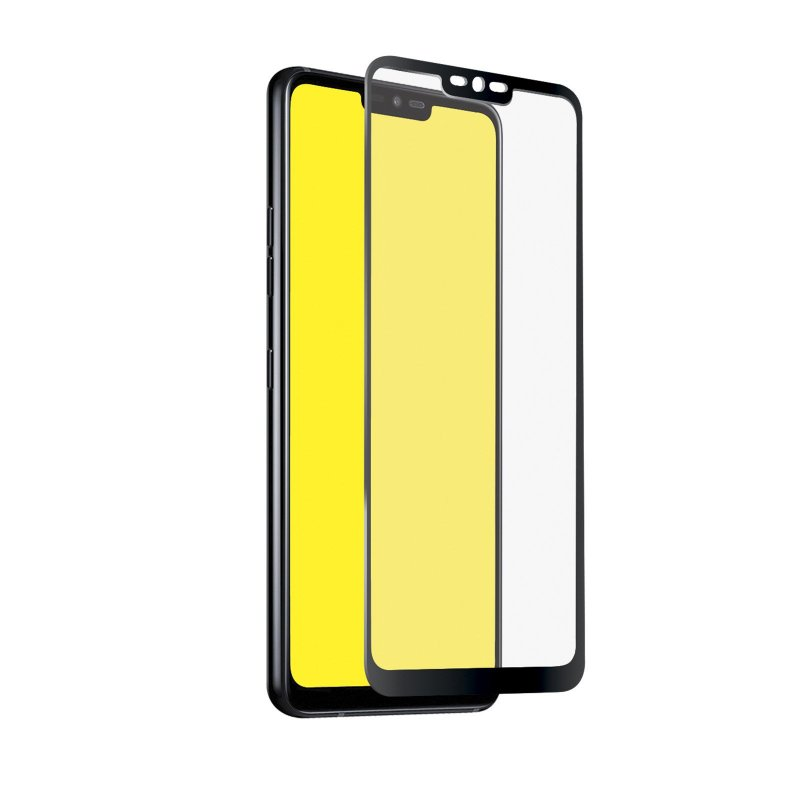 Full Cover Glass Screen Protector for LG G7 ThinQ