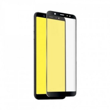 Full Cover glass screen protector for Samsung Galaxy A6+