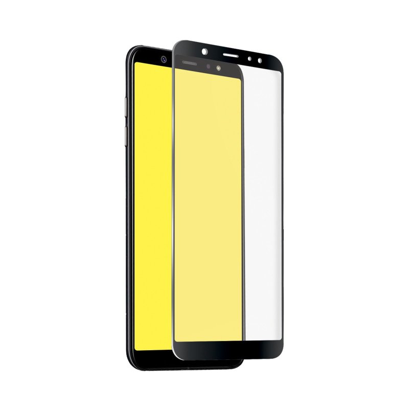 Full Cover glass screen protector for Samsung Galaxy A6
